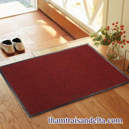 Thảm chùi chân sợi len giá rẻ