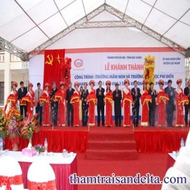 tham san khau gia re