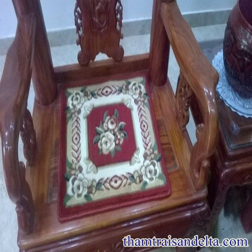 thảm trải ghế