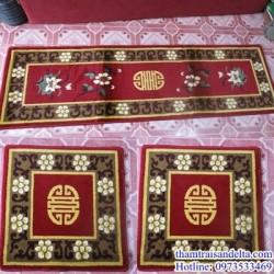 mua thảm trải ghế gỗ