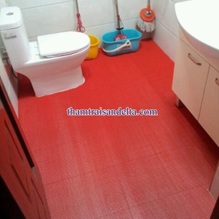 Thảm nhựa chống trơn nhà tắmThảm nhựa chống trơn nhà tắm