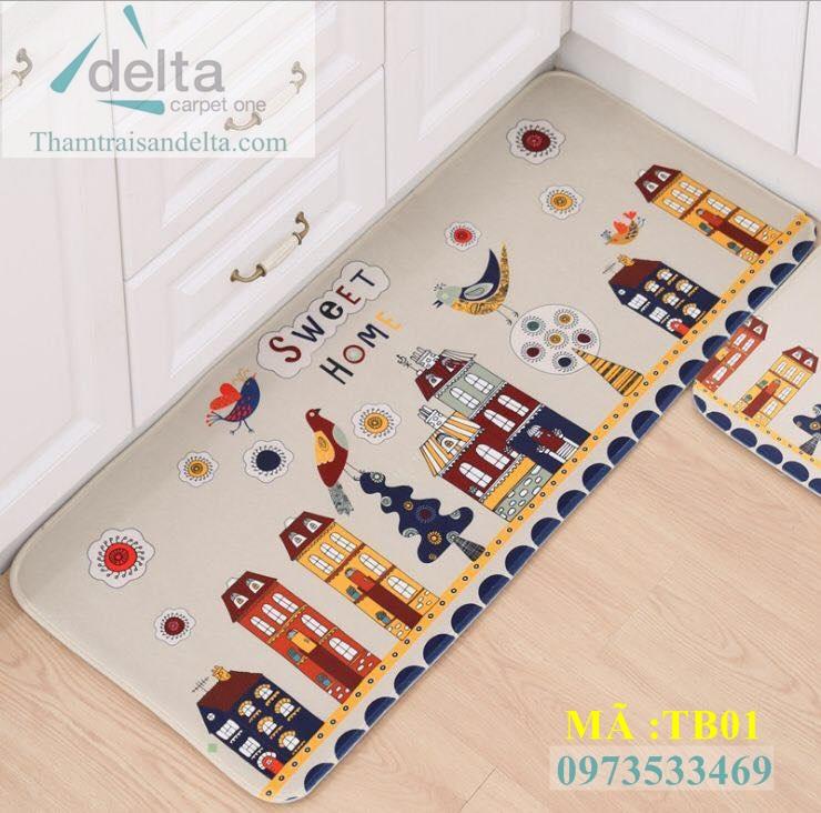 Thảm bếp TB01