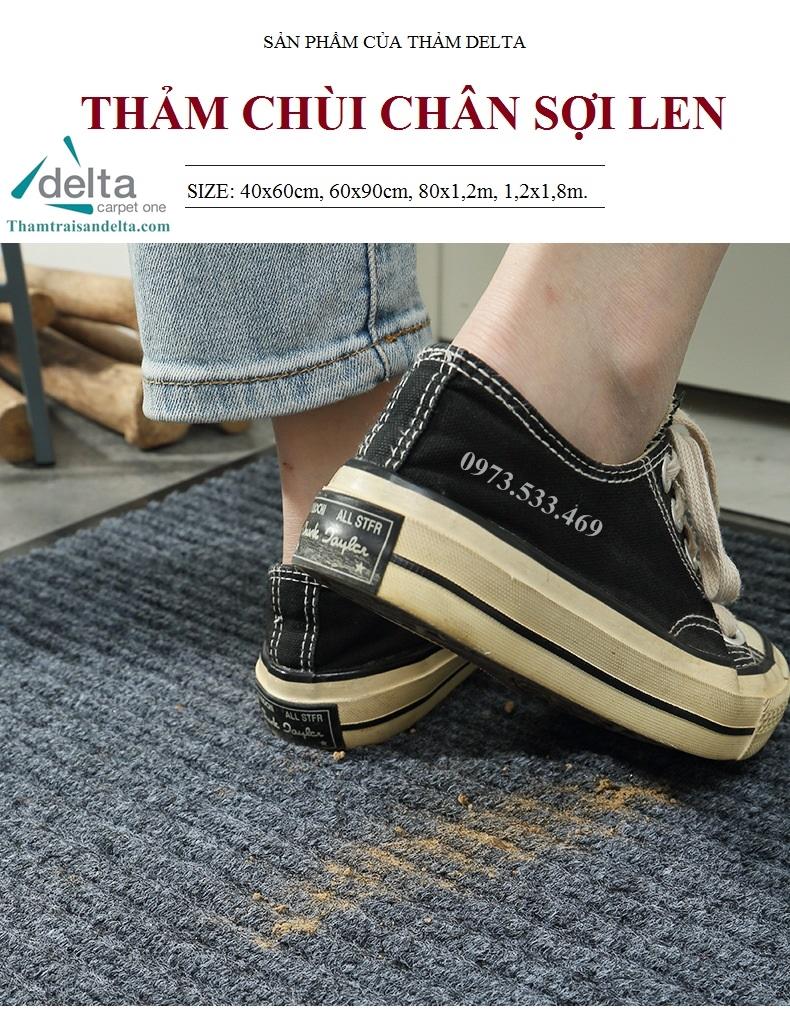 Thảm chùi chân stripemat giá rẻ
